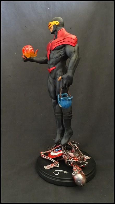 Cyclops phoenix statue 1/4 17030405203316083614890999