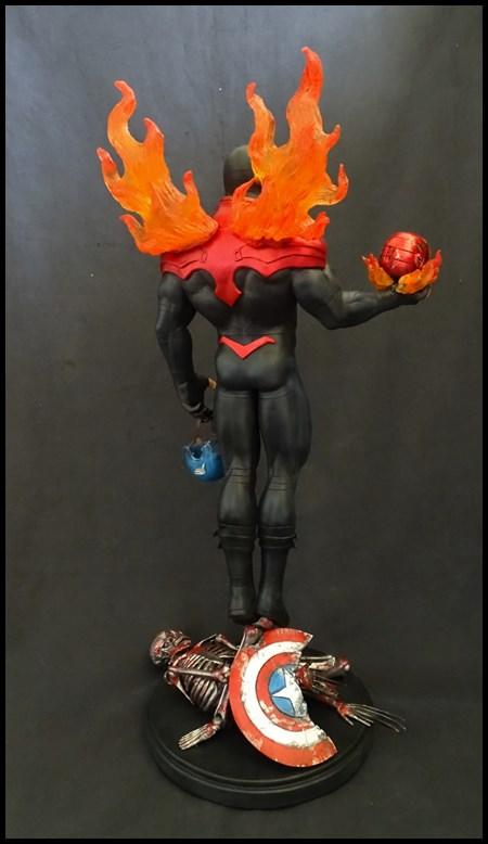 Cyclops phoenix statue 1/4 17030405203616083614891002
