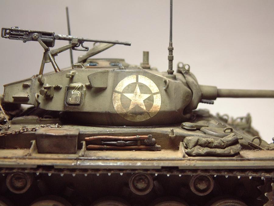 M-24 Chaffee - 1/35e - [Italeri] 1703060734204769014895760