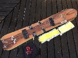 Splitboard 3 parties Phénix FRX 162 + peaux neuves Mini_17030703174311114414896909
