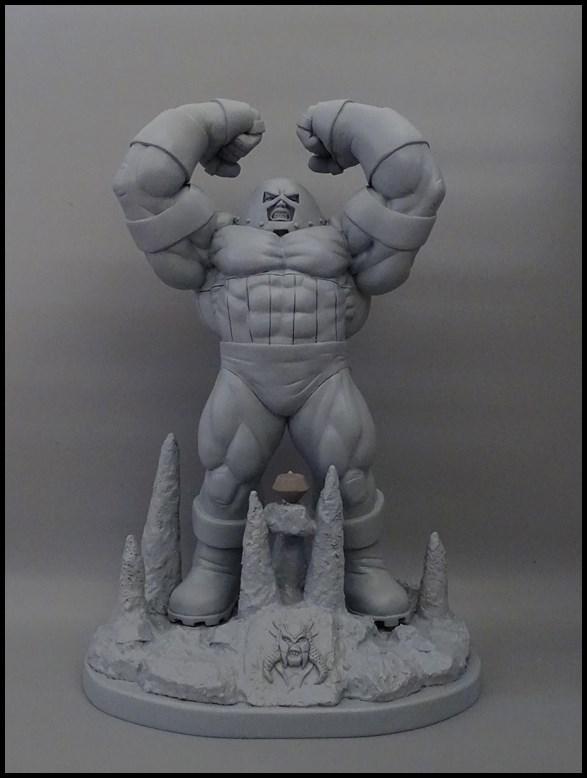 Juggernaut statue 1/6 17031210502016083614911452