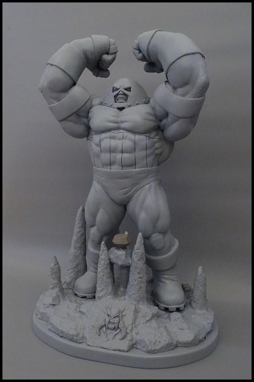 Juggernaut statue 1/6 17031210502316083614911454