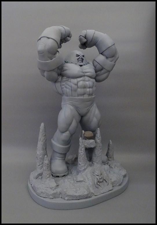 Juggernaut statue 1/6 17031210502416083614911455