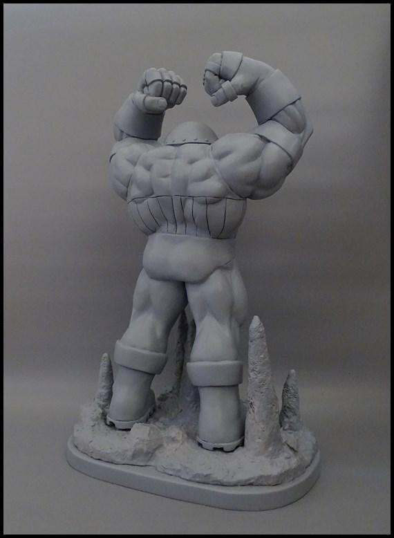 Juggernaut statue 1/6 17031210502516083614911456
