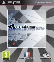 Lumines Supernova + DLC