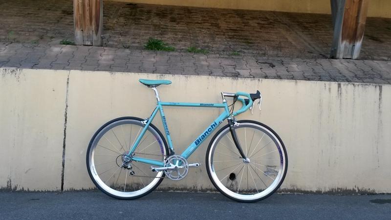Bianchi pro XL Titanium 17031611583313185314923940