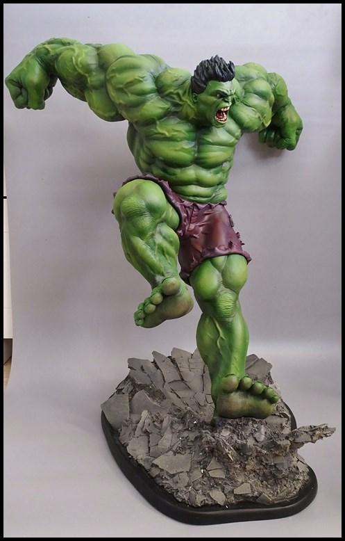Hulk sideshow repaint 17031805301616083614928607