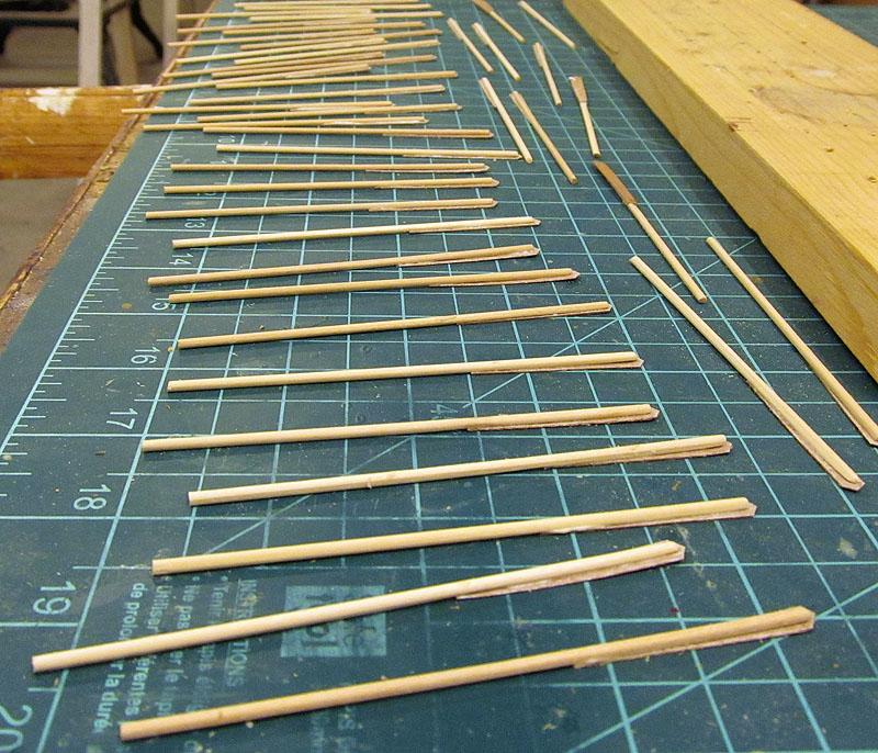 Construction d'une trirème romaine - 1/72 - Scratch - Page 5 17031902584618121214930829