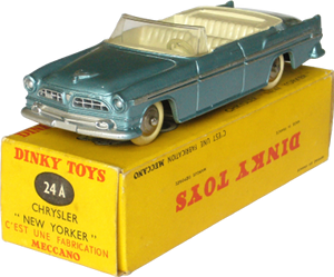 Chrysler New-Yorker Dinky-Toys