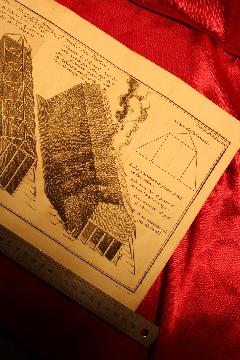 Album LA18 TABERNACLE DRESSé par MOISE SAINT DES SAINTS TEMPLE DE SALOMON DEBHIR HEKAL ELAM