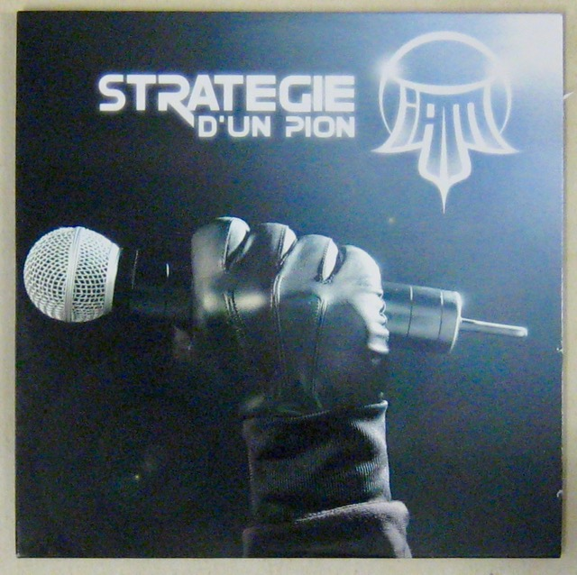 I AM - Statégie d'un pion - CD single