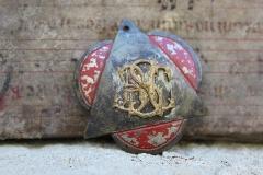 Album ancienne et rare médaille FRANC-MAçONNERIE RARE ESOTERISME SYMBOLISME - Image IMG_