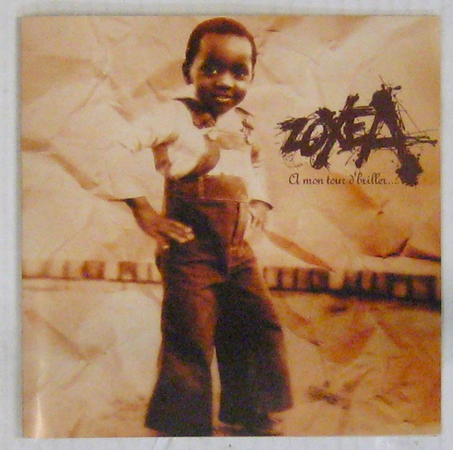 ZOXÉA - Rap musique que j'aime - CD single
