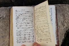 Album LA18 HISTOIRE DES CHEVALIERS HOSPITALIERS St Jean Jérusalem,Rhodes,Malthe 1778 TOME SIXIEME