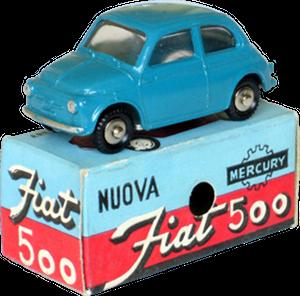 Fiat 500 Mercury