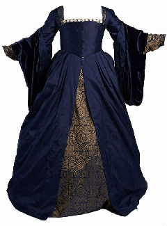 Album Historical Gowns - Image Georgiana Couture Tudor
