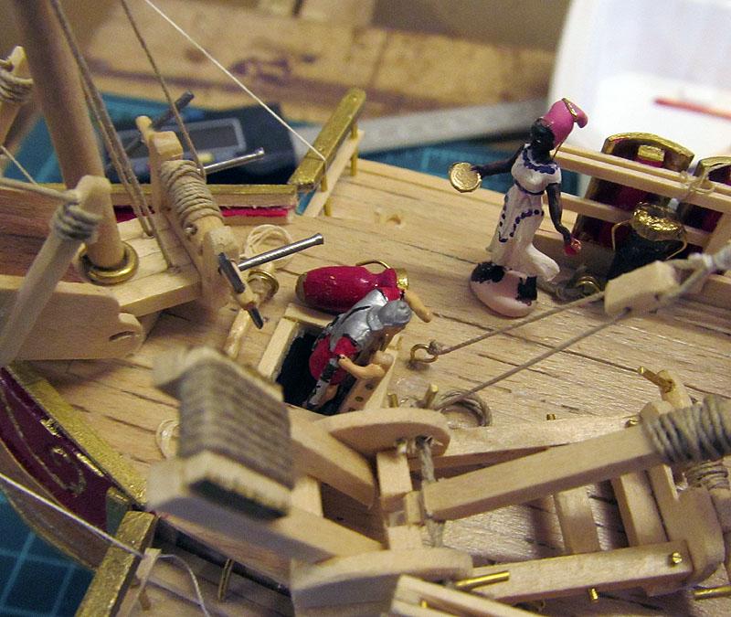 Construction d'une trirème romaine - 1/72 - Scratch - Page 5 17033108470218121214956196