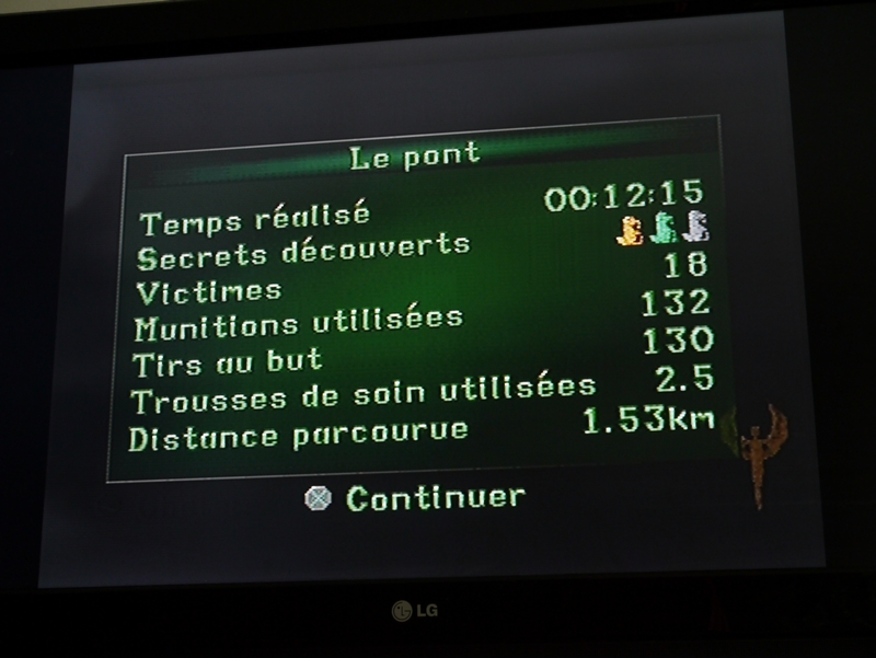 Sur PlayStation : TR2 complet (avec tous les secrets)  en moins de cinq heures 17033111495020259514955345