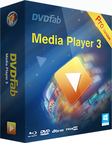 DVDFab Media Player Pro 3 0 0 1 Incl Key