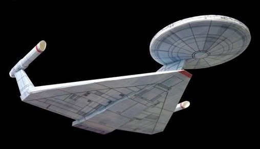 L'USS DISCOVERY dans Science-fiction 17040106122615263614956734