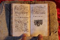 Album LA17 LA PHARSALE DE DELUCAIN OU GUERRES CIVILES DE CESAR et POMPEE COLOGNE 1678 - Image IMG_