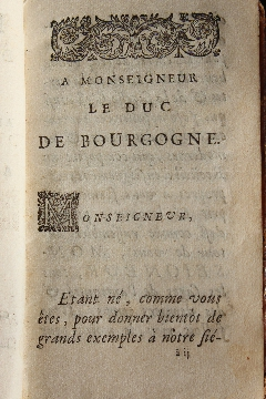 Album LA17 RECUEIL APOPHTEGMES OU BONS MOTS 13 JUILLET 1694 TOULOUSE DUC DE BOURGOGNE - Image IMG_