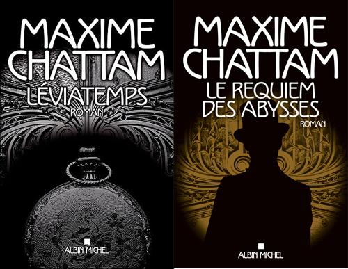 Maxime CHATTAM-Le diptyque du temps