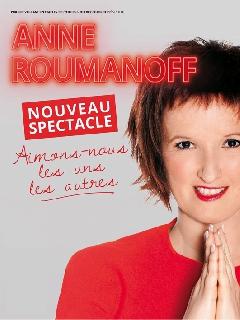 Album ANNE ROUMANOFF - Image ANNE ROUMANOFF W