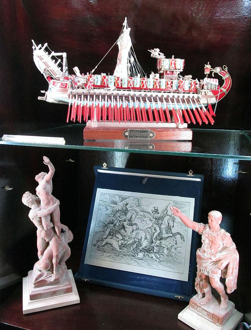 Construction d'une trirème romaine - 1/72 - Scratch - Page 6 17041204373118121214978374