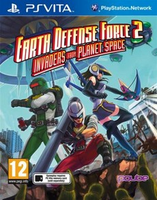 Earth Defense Force 2 : Invaders fro...
