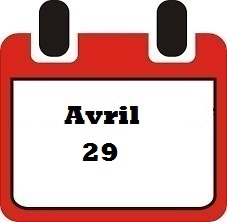 Avril 29