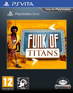 Funk of Titans (EUR)