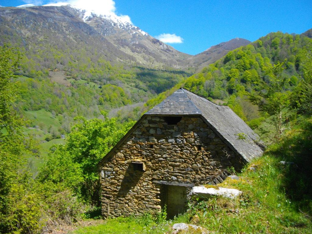 Montee vers le Col de Spandelles