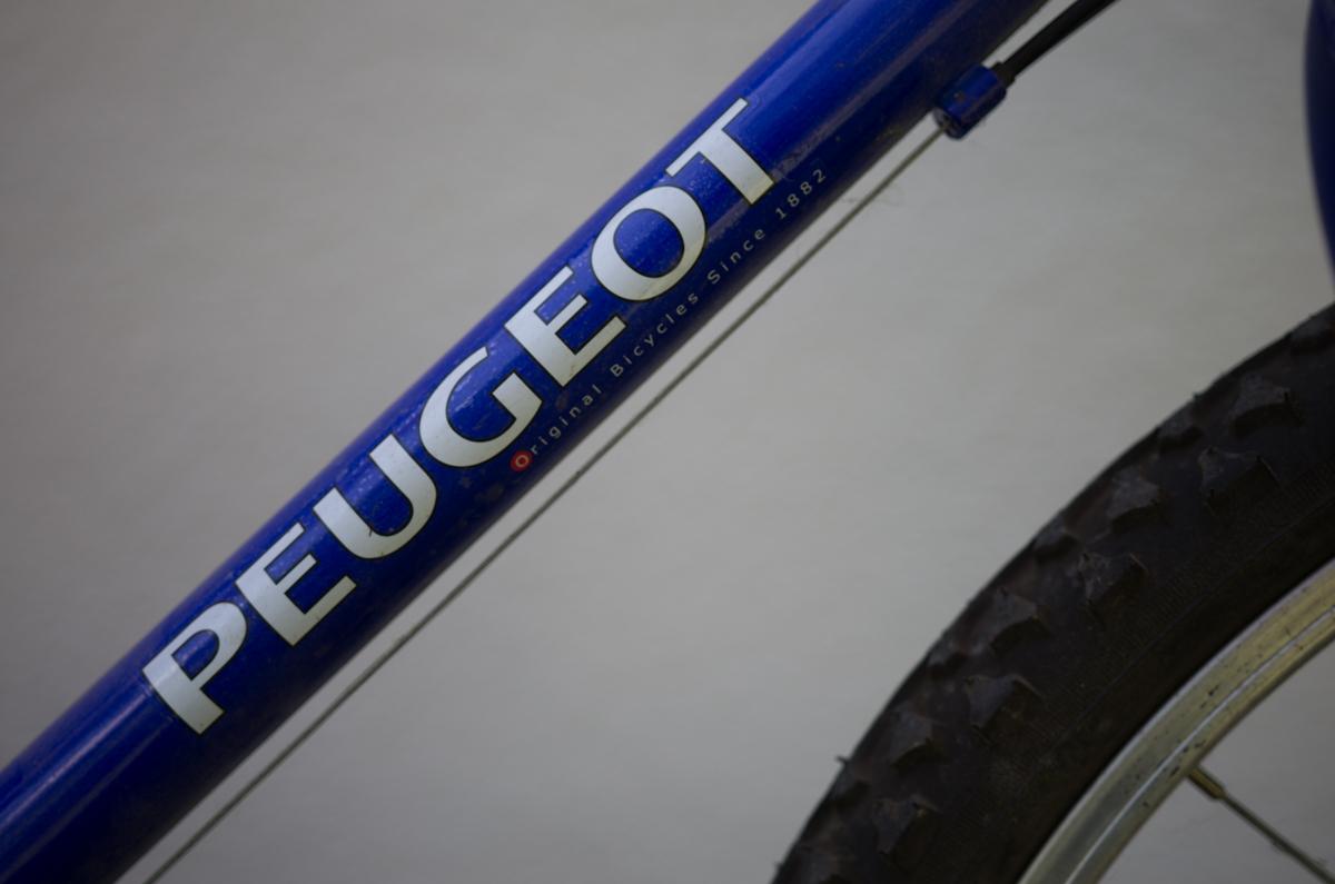 """VTT Peugeot """"TPS"""" 17042910332217443615008339"""