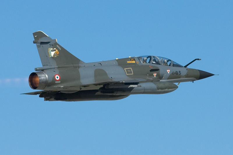 Arrivée du Mirage 2000 N au 2/4 - 01/07/1989 - 1/72 (Modèle terminé) 17050105305918121215013841