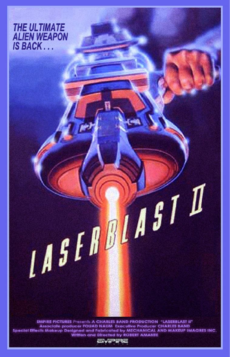L'AFFICHE : LASERBLAST 2 (1989) dans CINÉMA 17050312410515263615017559
