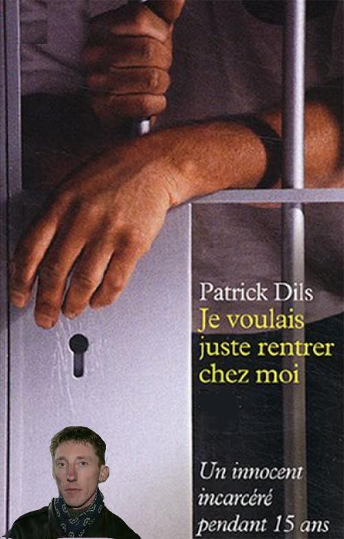e voulais juste rentrer chez moi (Patrick Dils) 04 mai 17 la une tv BE