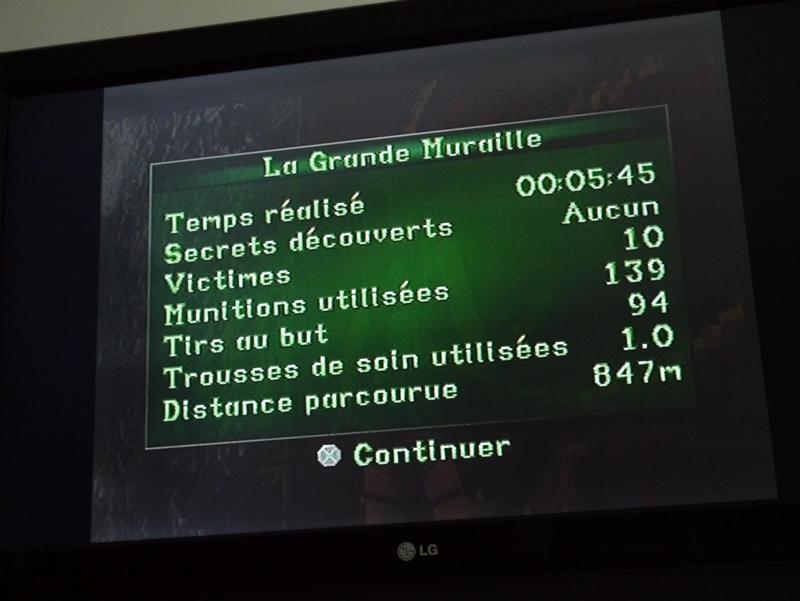 PlayStation : TR2 en 2 h et 42 min 17050710371220259515025400