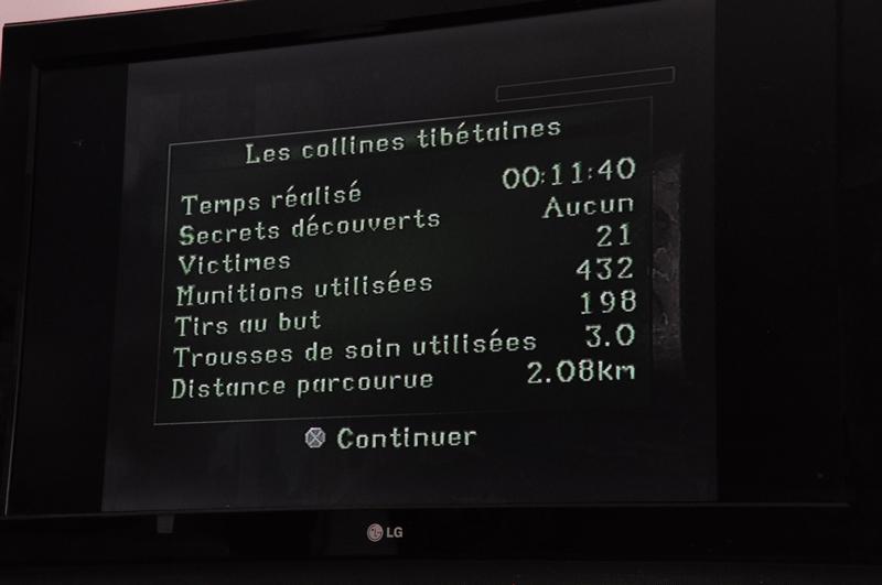 PlayStation : TR2 en 2 h et 42 min 17050710371520259515025410