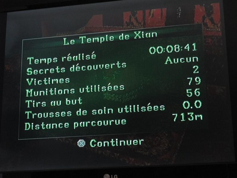 PlayStation : TR2 en 2 h et 42 min 17051307144220259515039701