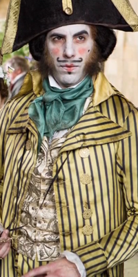 [Last]Alphonse Thénardier