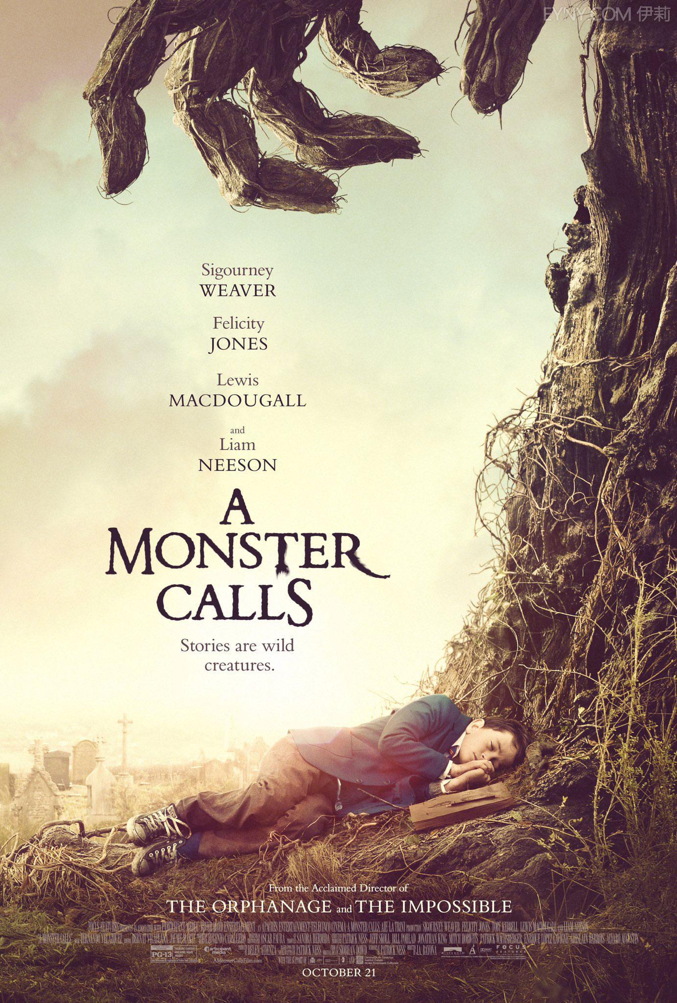怪物來敲門 A Monster Calls