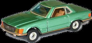 Mercedes 350 SL Corgi-Toys