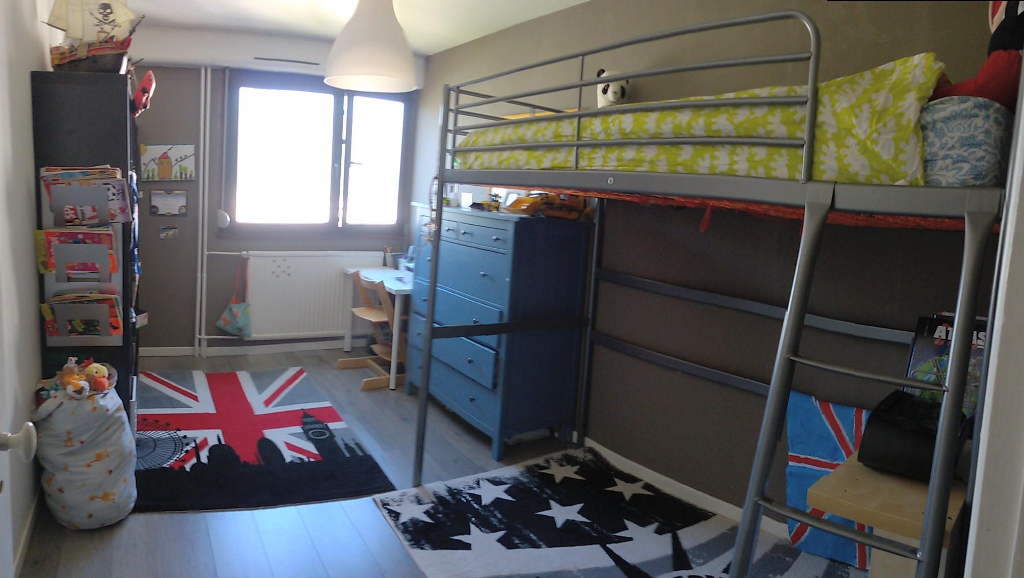 Appartement grenoble - Chambre2