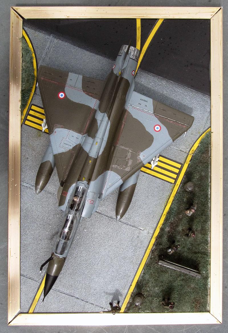 Arrivée du Mirage 2000 N au 2/4 - 01/07/1989 - 1/72 (Modèle terminé) 17052002532518121215051377