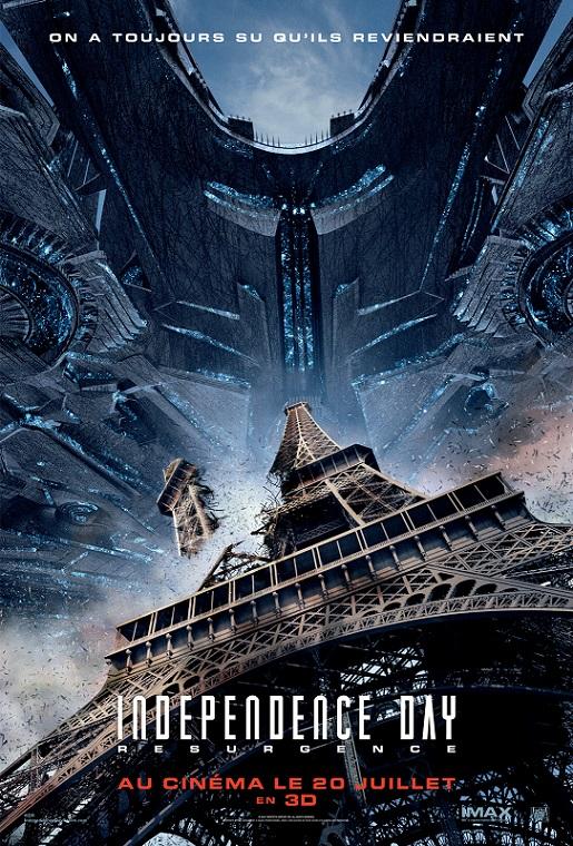 CRITIQUE EXPRESS : INDEPENDENCE DAY : RESURGENCE dans Cinéma 17052707040415263615062449