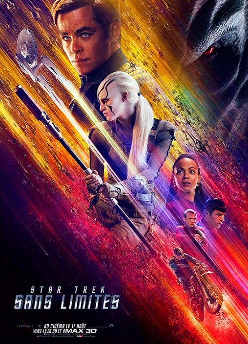 CRITIQUE EXPRESS : STAR TREK : SANS LIMITES dans Cinéma 17052908403015263615065004