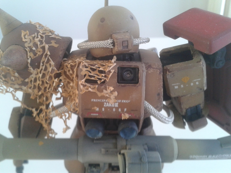 MS-06 ZAKU II MG 1/100 17053106422317586415070655
