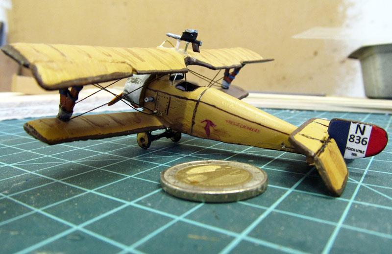 Champ d'aviation le 11 septembre 1917 - 1/72 17053106433118121215070663
