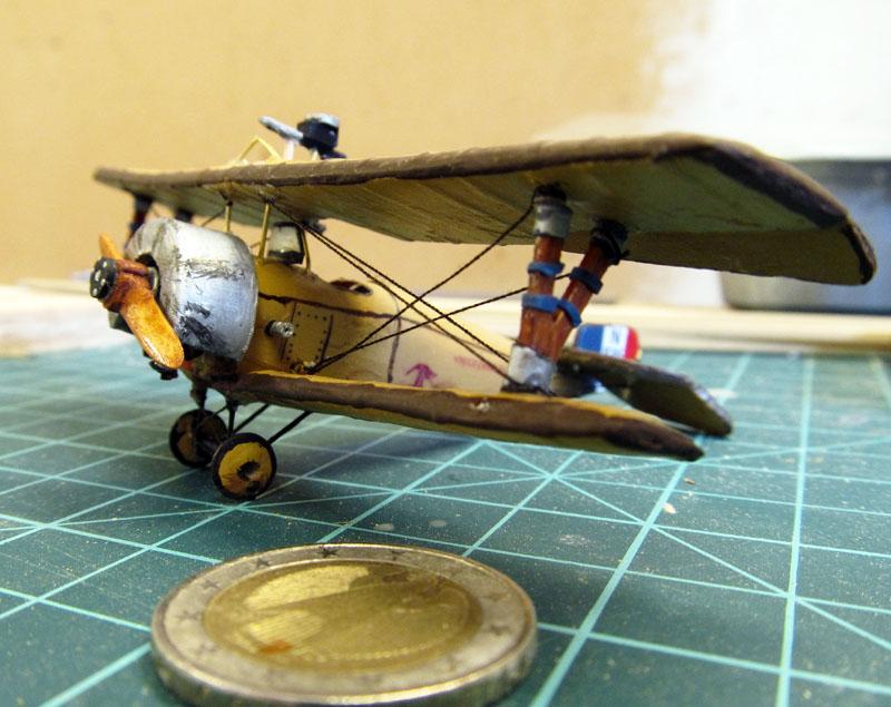 Champ d'aviation le 11 septembre 1917 - 1/72 17053106433218121215070664